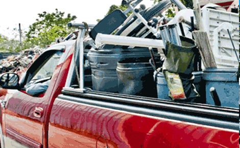 scrap metal services for homeowners